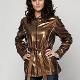 куртка Весна, Бронзовое Золото. Размер 46