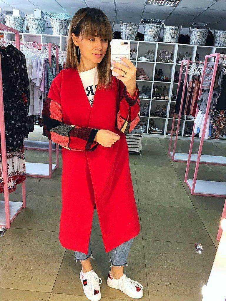 Неймовірне пальто гаряча ціна Поспішіть придбати  720 грн - демисезонная  верхняя одежда в Киеве 3d695438241d3