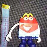 McDonald's Happy Meal Хэппи Мил игрушка коробка коллекционная фигурка Макдональдс Хэппи Мил