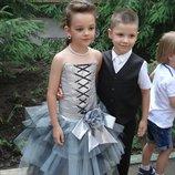 Эксклюзивное нарядное выпускное супер платье
