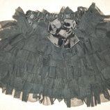 Отличная юбка маталан 12-18мес