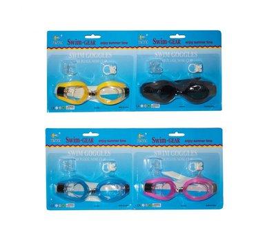 Очки для плавания беруши