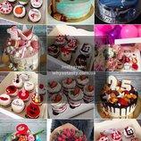 Детский торт заказать Киев, детский торт на день рождения заказать Киев, детские капкейки Киев