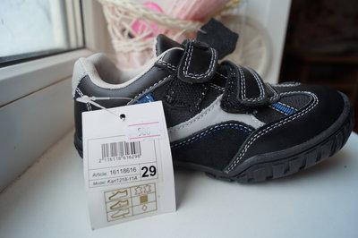 Кроссовки кожаные новые для мальчика р. 28, 29, 30, 31