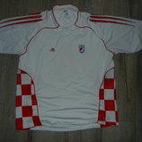 Adidas,оригинал Белая мужская футболка, XXL/54-56