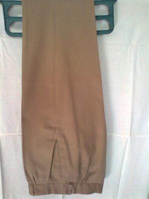 брюки штаны летние бежевые модные стильные 48р