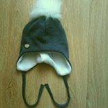шапка деми 0..5лет