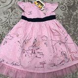 Платье Розовые мечты на 1-3 годика