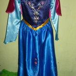 платье Анны на 7-8 лет