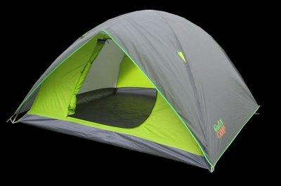 Палатка четырехместная GreenCamp 1018-4 подарок
