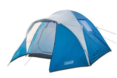 Палатка четырехместная Coleman 1004 подарок