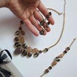 Шикарне намисто «амелія» набір