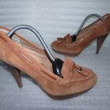 Туфли 100% Натуральная Кожа~Gorgeous NEW LOOK~41