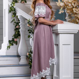Летнее очаровательное платье 968