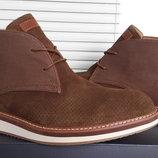 Tommy Hilfiger 44 ст.29 см Оригинал Новые Кожаные Ботинки