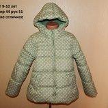 курточка 9-10 лет