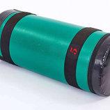 Мешок для кроссфита и фитнеса 6574-5 вес 5кг, размер 56x22см