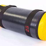 Мешок для кроссфита и фитнеса 6574-25 вес 25кг, размер 56x22см