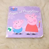 Свинка Пеппа Peppa pig Peppa at playgroup