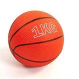 Мяч медицинский медбол 8407-1 диаметр 13см, вес 1кг