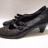 Туфли из натуральной кожи Р.41