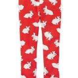 Пижамные штанишки на байке для девочки carters