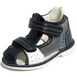 Босоножки сандали босоніжки 1952 летняя літнє обувь взуття для мальчика хлопчика Том М р.21-25
