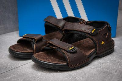 Сандалии мужские Adidas Summer, коричневые
