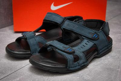 Сандали мужские Nike Summer, темно-синие