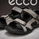 Сандалии мужские Ecco Summer, серые