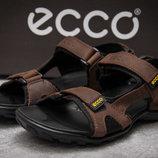 Сандалии мужские Ecco Summer, коричневые