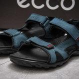 Сандалии мужские Ecco Summer, темно-синие