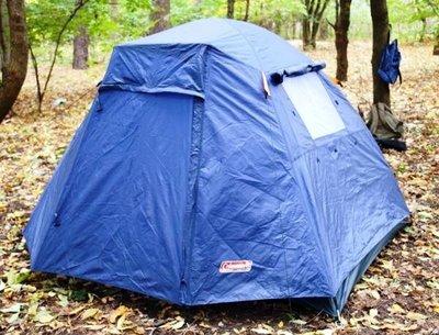 Палатка туристическая двухместная Coleman 1013 Польша
