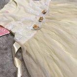 Платье нарядное Солнышко