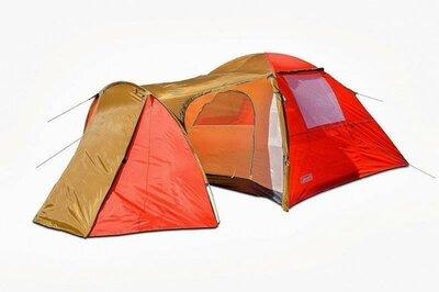 Палатка четырехместная двухслойная Coleman 1036