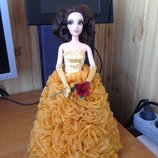 Дизайнерская кукла Белль Belle 30 см.