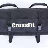 Сумка для кроссфита Sandbag 6232-1 вес до 18 кг, 4 филлера для песка