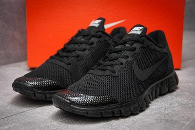 96e72455 Кроссовки мужские Nike Free 3.0, черные 13303 , р. 40 - 45: 915 грн ...