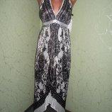 Оригинальное платье- туника для отдыха или городского стиля,нарядная