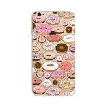 Силиконовый чехол «Пончики» iPhone 6