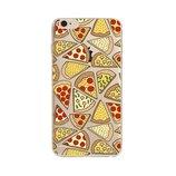 Силиконовый чехол «Пицца» iPhone 6