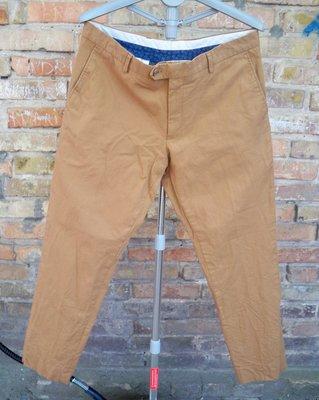 Фірмові базові брюки Next, W34/L31, Китай.