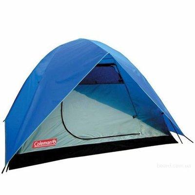 Палатка трехместная туристическая палатка Сoleman 1018 Польша