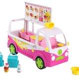 Shopkins Игровой набор Фургончик с мороженым S3 Scoops Ice Cream Truck