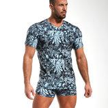Мужское белье Cornette футболка с коротким и длинным рукавом