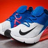 Кроссовки мужские Nike Air Max 270, синие 13424 , р. 40 - 45
