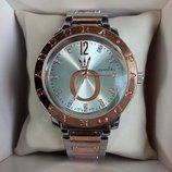 Женские часы Pandora Пандора, серебро/розовое золото