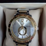 Женские часы Pandora Пандора, серебро/желтое золото