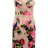 Платье сарафан Dolce & Gabbana шелковое