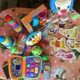 Интерактивные игрушки Fisher Price